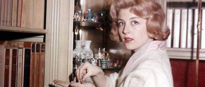 Nicole Courcel  a joué dans une cinquantaines de films et de nombreux feuilletons télévisés.