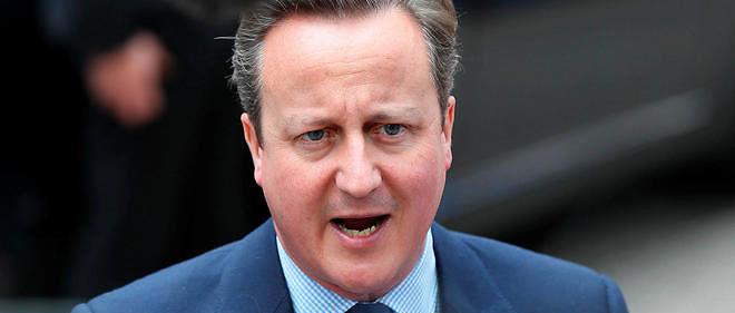 David Cameron a expliqué les raisons pour lesquelles les Britanniques ont, selon lui, voté en faveur d'un retrait de l'Union européenne. Image d'illustration.