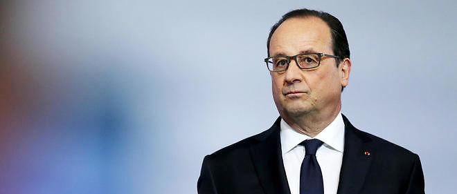 François Hollande le 17 mai 2016.