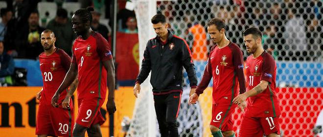 Euro 2016 Ce Portugal N A Rien A Faire En Demi Finale Le Point