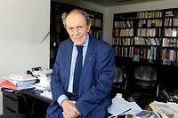 Michel Rocard avait consacré ses dernières semaines à écrire le Dictionnaire amoureux de Matignon.