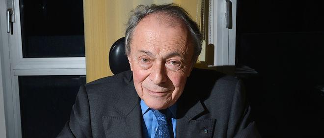 Michel Rocard le 22 novembre 2012.