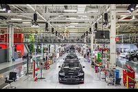 Tesla veut révolutionner l'automobile avec des voitures 100 % électriques