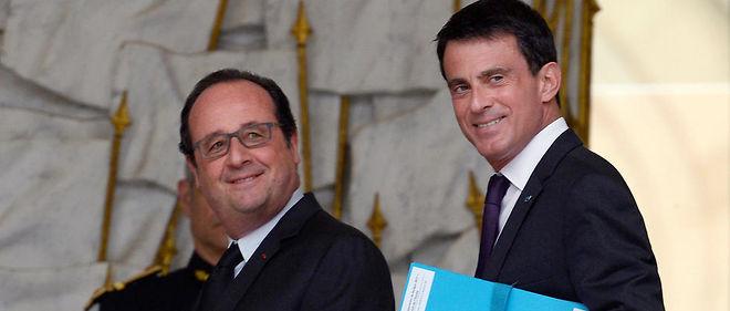 François Hollande et Manuel Valls, vers un rebond pour 2017 ?