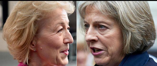 Les députés conservateurs ont retenu deux candidates, Theresa May et Andrea Leadsom, pour succéder à Cameron.