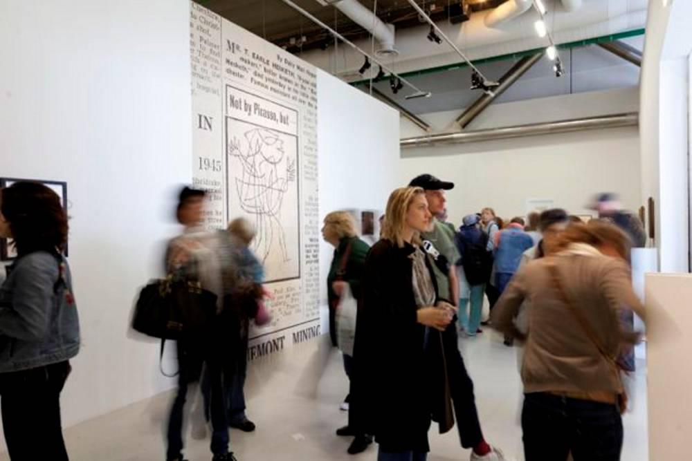 Paul Klee au Centre Pompidou © Hervé Veronese
