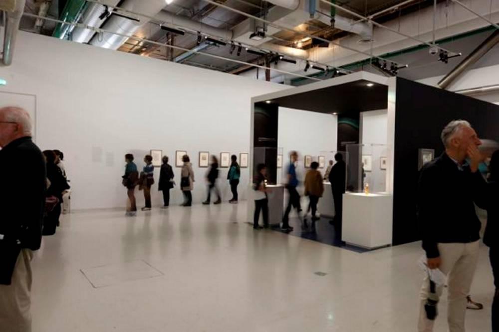 Paul Klee au Centre Pompidou © Hervé Véronèse