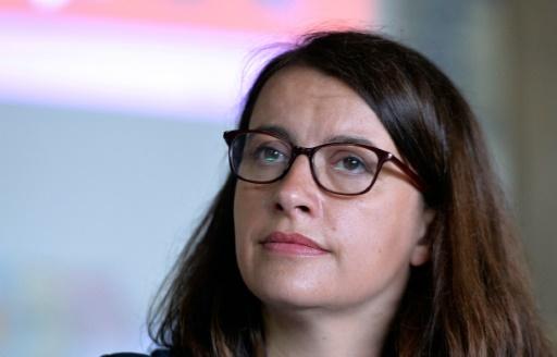 La députée EELV Cécile Duflot à Notre-Dame-des-Landes, le 22 juin 2016 © JEAN-FRANCOIS MONIER AFP/Archives