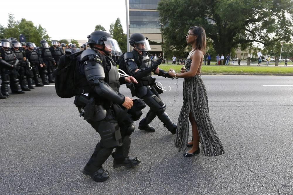 USA-POLICE/PROTESTS © © Jonathan Bachman / Reuters