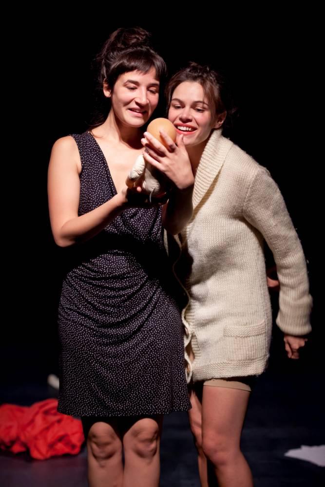 Les filles de Simone © Giovanni CITTADINI CESI, Photographer:Giovanni CITTADINI CESI