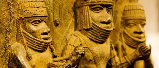 Les bronzes du Bénin dérobés par des soldats britanniques.