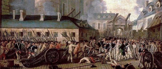 Prise de la Bastille : 2 fous, 4 faussaires et un pervers libérés ...