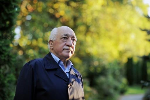 Fethullah Gülen à Saylorsburg, en Pennsylvanie, le 7 janvier 2014 © SELAHATTIN SEVI ZAMAN DAILY/AFP/Archives