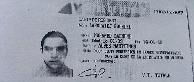 Mohamed Lahouaiej Bouhlel était inconnu des services de renseignements et n'avait jamais été signalé pour radicalisation.