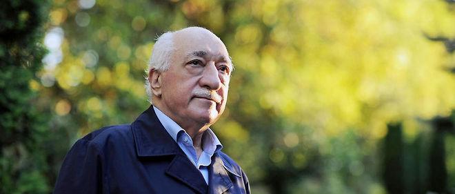 Le prédicateur musulman Fethullah Gülen (ici en 2013) vit en exil aux États-Unis depuis 1999.