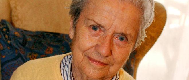 La résistante communiste Raymonde Tillon-Nédelec est décédée à l'âge de 100 ans.