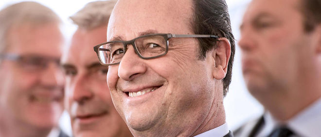 Qui est l'auteur de cette saillie : « Passer de rien à chef de l'État, Hollande va souffrir » ?