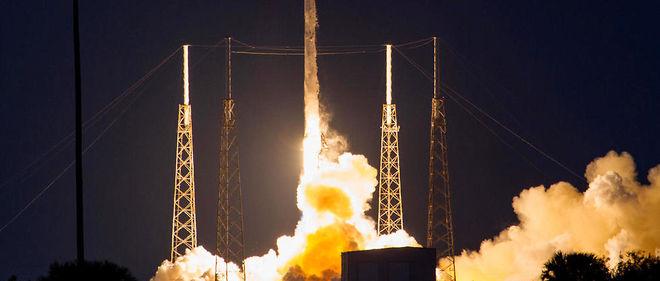 En mars dernier, la fusée Falcon 9 avait été lancée par SpaceX de Cap Canaveral.