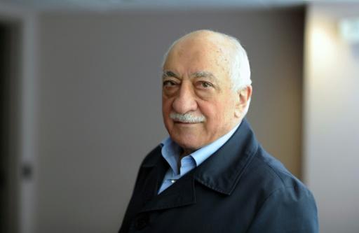 L'imam Fethullah Gülen à Saylorsburg, en Pennsylvanie, le 24 septembre 2013 © SELAHATTIN SEVI ZAMAN DAILY/AFP/Archives