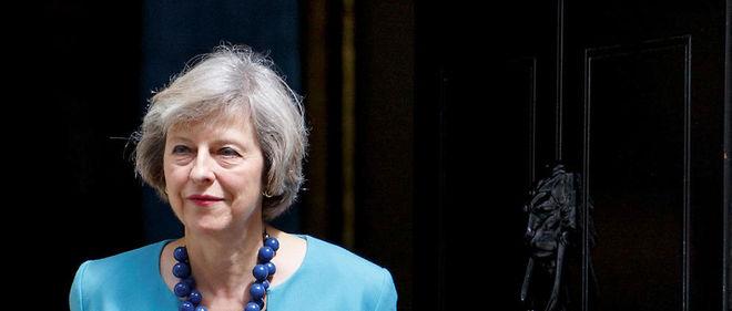 Theresa May. Photo d'illustration.
