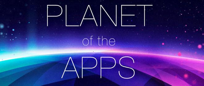 Présentation par Apple de son show TV Planet of the Apps, qui sera tourné à la fin 2016 à Los Angeles.