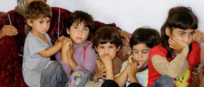Près de 600 000 personnes vivent dans des zones assiégées en Syrie.