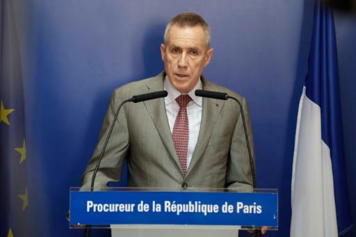 Le procureur de la République de Paris, François Molins, à Paris le 18 juillet 2016 © FRANCOIS GUILLOT AFP