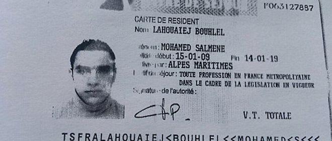 Selon son ex-épouse, Mohamed Lahouaiej Bouhlel était athée, sans aucun lienavec la religion musulmane.