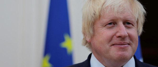 En quatre ans, Boris Johnson a perçu plus d'un million de d'euros du Daily Telegraph.