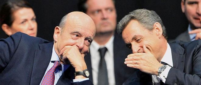 L'ancien Premier ministre et l'ancien président de la République.