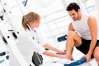 Les kinésithérapeutes  sont des interlocuteurs privilégiés pour ceux qui  pratiquent le sport, amateurs ou professionnels. ©Andres Rodriguez