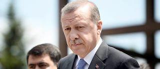 Le président turc, un allié à la fois incontournable et infréquentable pour les Européens. ©Berk Ozkan
