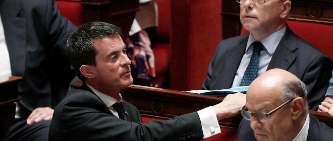 Manuel Valls a annoncé mercredi à l'Assemblée nationale un troisième recours à l'article 49 alinéa 3 de la Constitution pour faire adopter définitivement, sans vote, le contesté projet de loi travail.