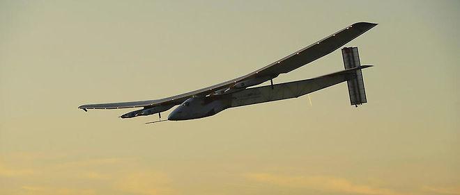 L'avion solaire Solar Impulse 2 arrive à la fin de son périple d'un an sans carburant.