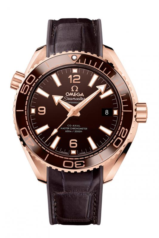 Planet Ocean 600M Master Chronometer  Seamaster 215.63.40.20.13.001