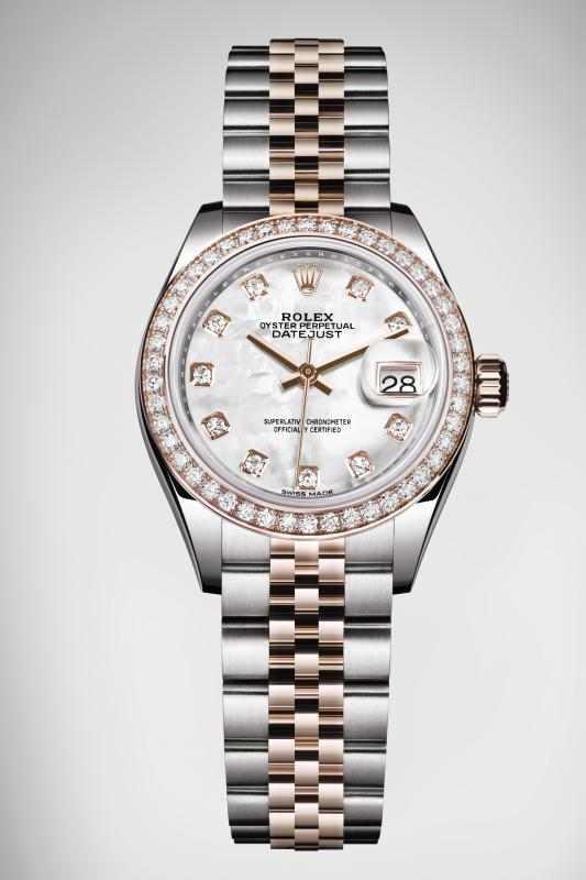 Lady-Datejust 28 Lady Oyster Perpetual 279381 RBR
