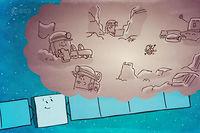 Rosetta se remémore les aventures de son petit compagnon Philae désormais officiellement à jamais perdu.