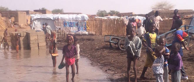 En plus de Boko Haram, Diffa doit aussi faire face aux inondations pendant la saison des pluies.