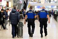 Adel K., accompagné d'un jeune mineur, également de nationalité française, s'était envolé le 12 mai 2015 de l'aéroport de Cointrin, à Genève, pour rejoindre Istanbul. ©RICHARD JUILLIART