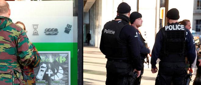 Deux personnes soupçonnées de projets d'attentat en Belgique ont été interpellées.