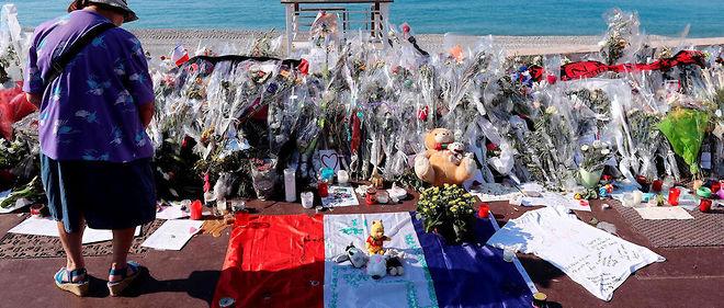 85 personnes ont perdu la vie dans l'attaque sur la promenade des Anglais le 14 juillet.