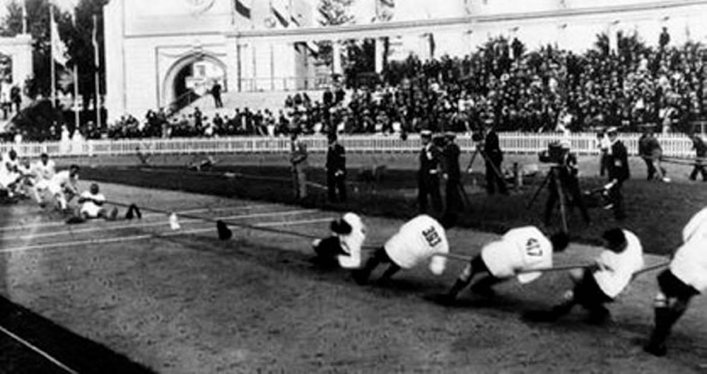 Ces disciplines improbables qui furent olympiques - Le Point