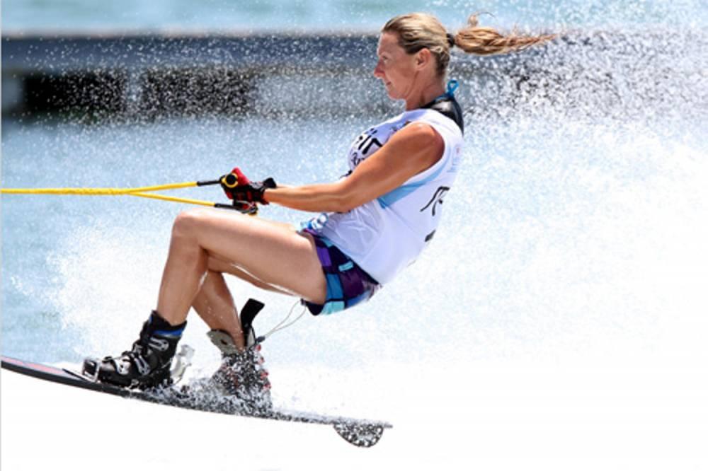 ski nautique J.O