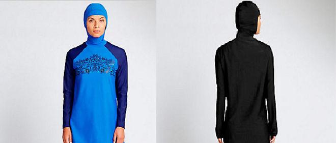Le burkini au pays d'Yves Saint Laurent ?