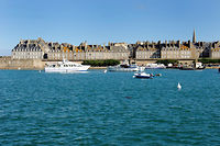 Les deux ingénieurs devraient arriver à Saint-Malo le 12 août. ©YANNICK LE GAL