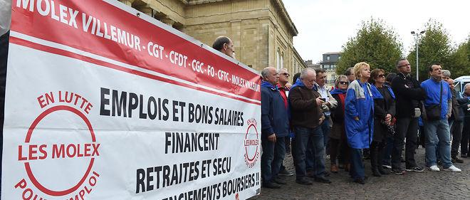 """La cour d'appel de Toulouse a jugé """"sans cause réelle"""" le licenciement de 191 salariés de Molex et a décidé de leur accorder 7 millions d'euros, mardi 9 août 2016. (photo d'illustration)"""