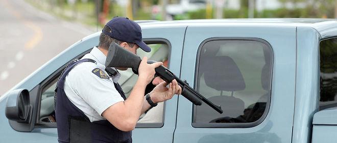 Un Canadien a été tué mercredi soir par les forces de l'ordre dans une petite localité de l'Ontario (Centre), en lien direct avec ce que la police avait qualifié plus tôt de « menace terroriste potentielle ».