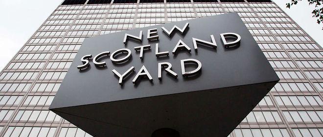 Les locaux de la Metropolitan Police à Londres