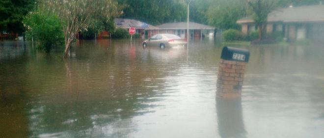 Les inondations ont fait trois morts en Louisiane aux États-Unis.