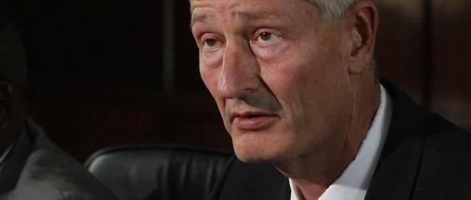 Jacques Pitteloud, ancien ambassadeur de Suisse au Kenya.